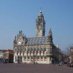 LPM op de markt in Middelburg