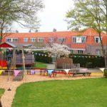 Groene schoolpleinen Geveltuintjes en Trekdijk en Julianabad